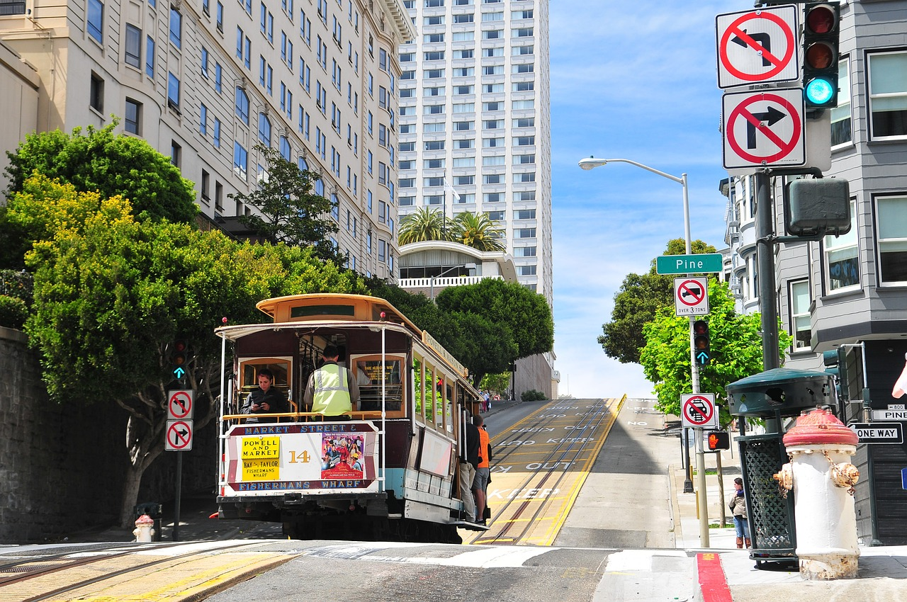 San Francisco 9 legjobb ingyenes látnivalója