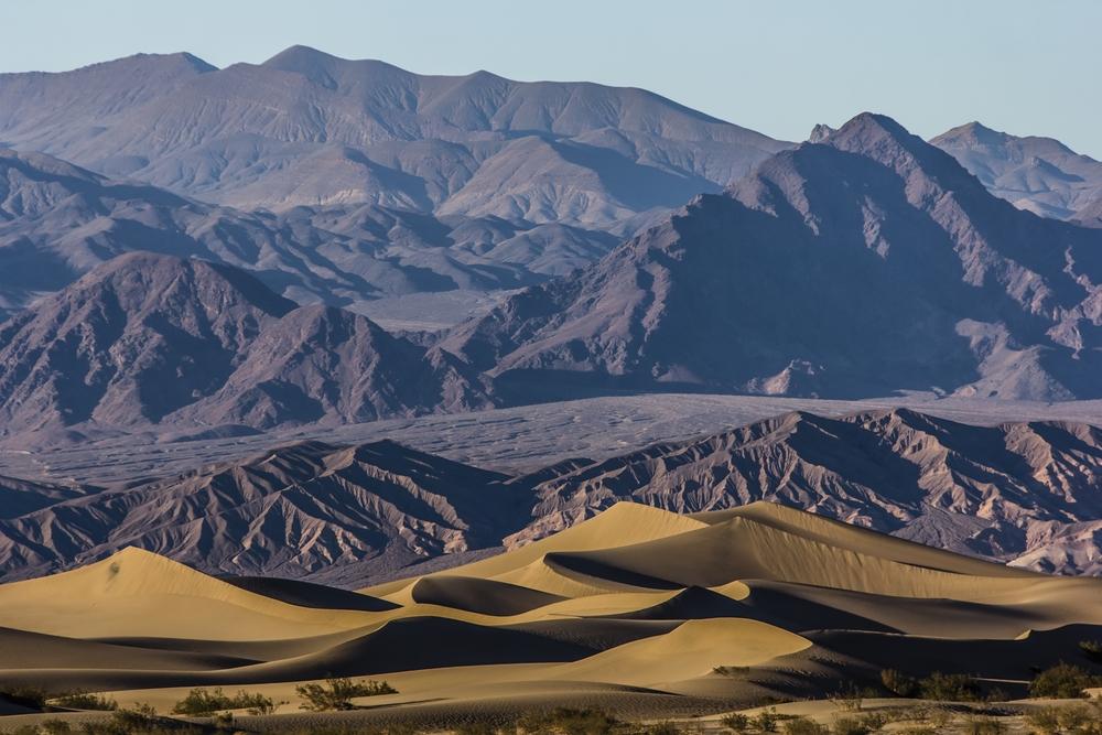 Death Valley Nemzeti Park