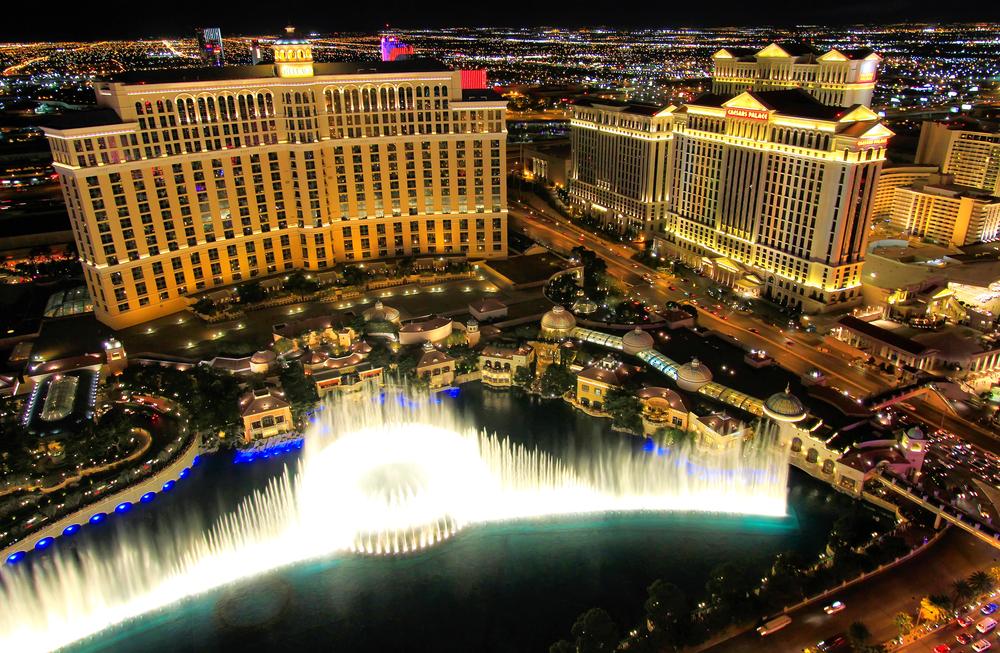 Las Vegas 5 legfényűzőbb szállodája